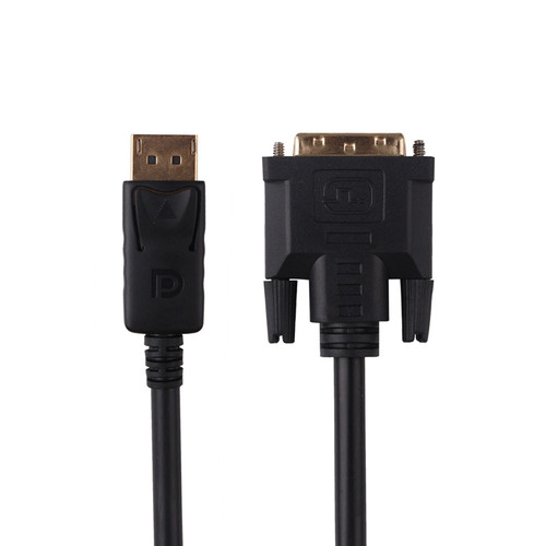 1M Displayport to DVI-D Cable