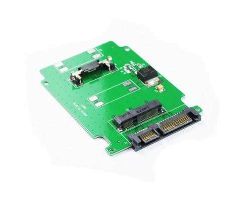 mSATA to SATA3 HDD Adaptor
