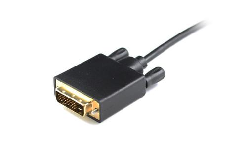 1M Mini Displayport to DVI-D Cable