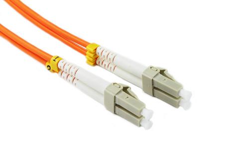 0.5M LC-LC OM1 62.5/125 Multimode Duplex Fibre Patch Cable