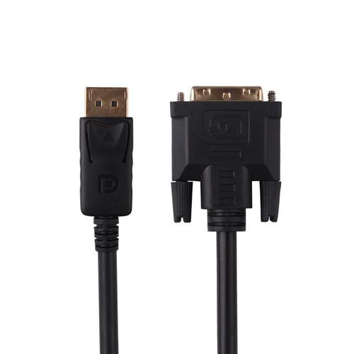 2M Displayport to DVI-D Cable