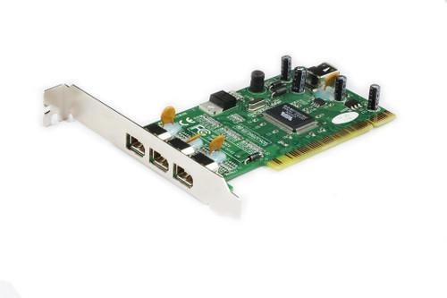 3 Port 1394A PCI Card
