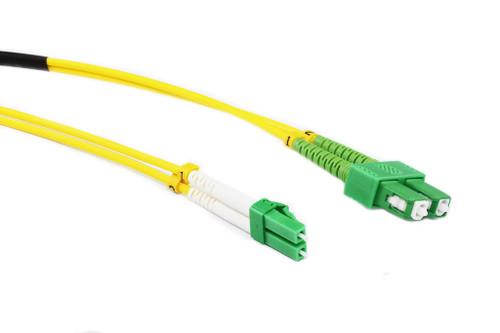 15M Singlemode Duplex LCA-SCA Fibre Optic Cable