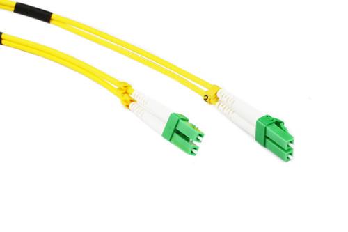 15M OS1/OS2 LCA-LCA Singlemode Duplex Fibre Optic Cable
