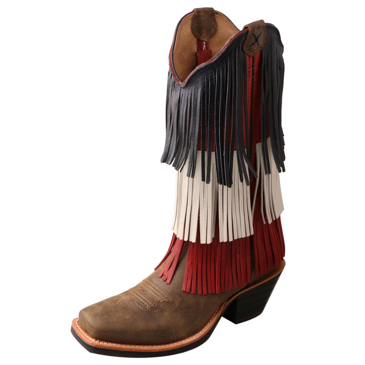 Twisted X Boots WRS0024 Ruffstock (Women's)