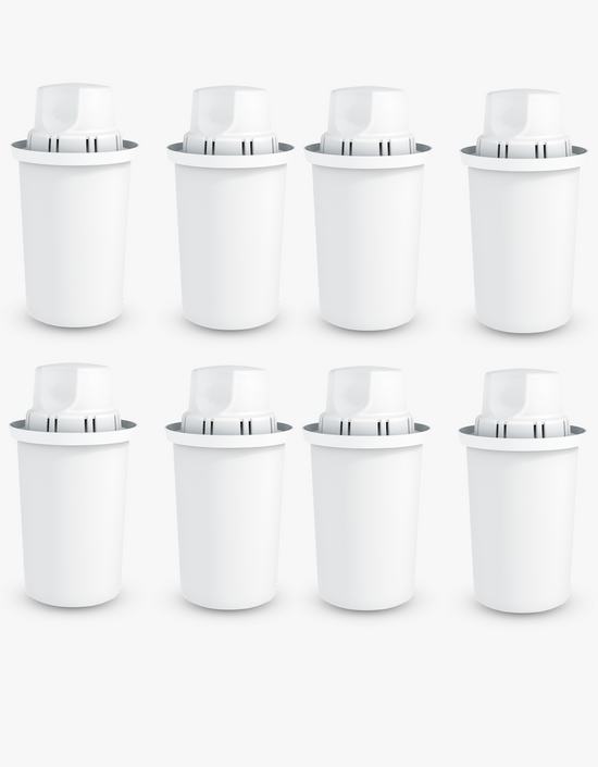 Dafi Standard Water Pitcher Replacement Filter 8 Pack