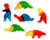 Haribo Gummi Dinosaurs