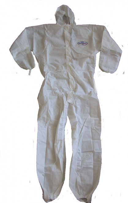 Kleenguard A20 White Coverall Large each