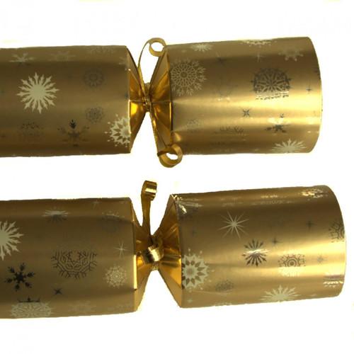 "Case x 20 12"" Wide Body Thompsonmedd Christmas Cracker Winter Flurry Gold"