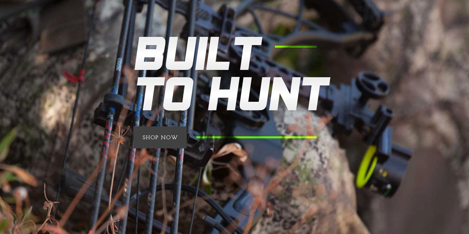 Built to Hunt