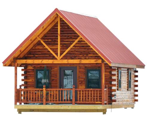 Hunter Supreme Log Cabin