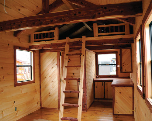 ... Hunting Log Cabin