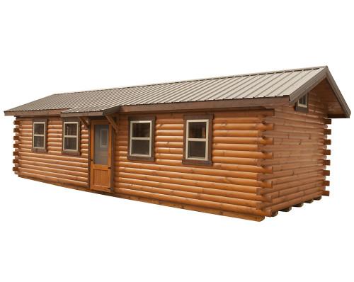 ... Hunting Log Cabin ...