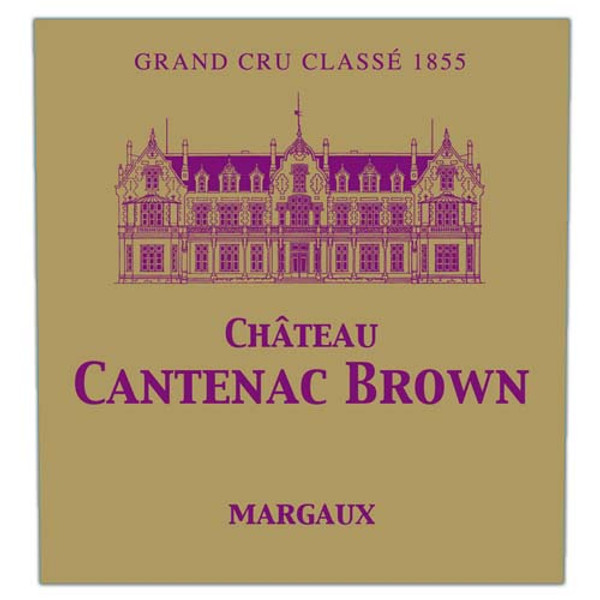 Chateau Cantenac Brown 2016