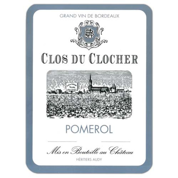 Clos du Clocher 2016
