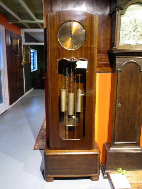 Quality German made three weight Westminster chime clock