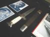 Ahman Dagger Update = Solingen Industrial School Dagger - Very Rare! #371