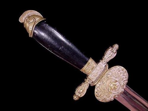 Firemans Long Dagger#309