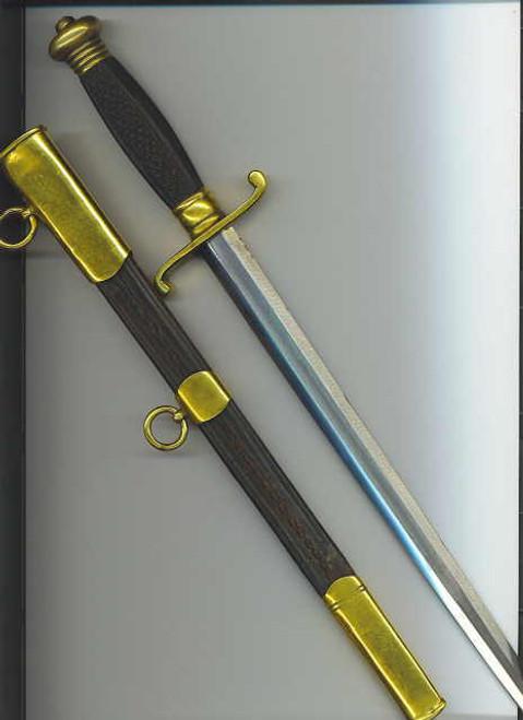 M1827 Austrian Navy dagger#478