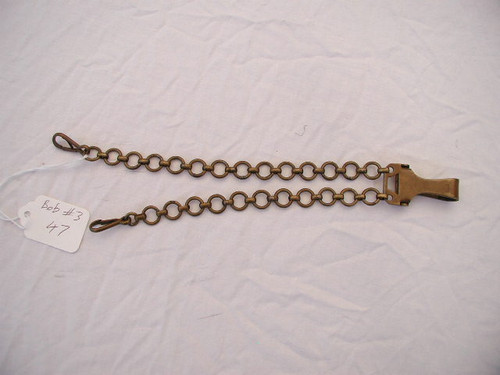 Puma Bulgarian Labor Leaders Dagger Chain  #801