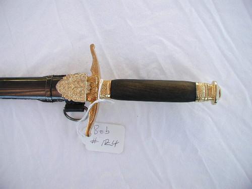 Czech Republic Presedential Guard gift dagger.#676