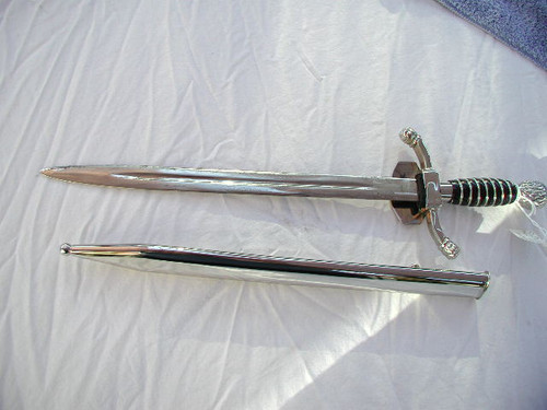 Czech Republic Presedential Guard gift dagger.  #677