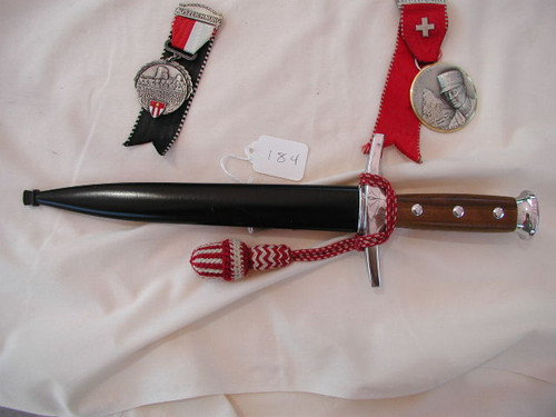Swiss Army Dagger Serial Number 235551  #474