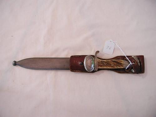 Swedish customs daggers WWII#430