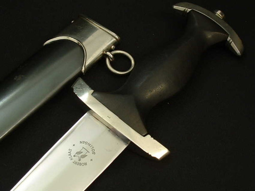 Klass SS dagger#319