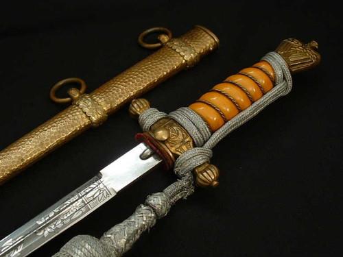 2nd Model naval dagger WKC#336