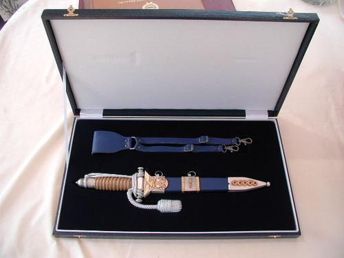 Croation Prototype Honor Dagger Silver #822