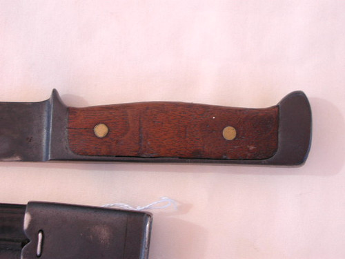 Danish MODEL 1923 FIGHTING KNIFE. No Maker Mark.   #385