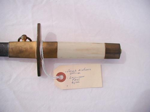 Pre WWII French AF dagger model 1934#597