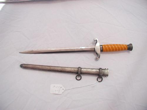 Army Dagger E,F. Horster, Solingen#652
