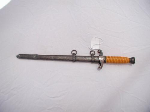 Army Dagger TM Carl Julius Krebbs#645