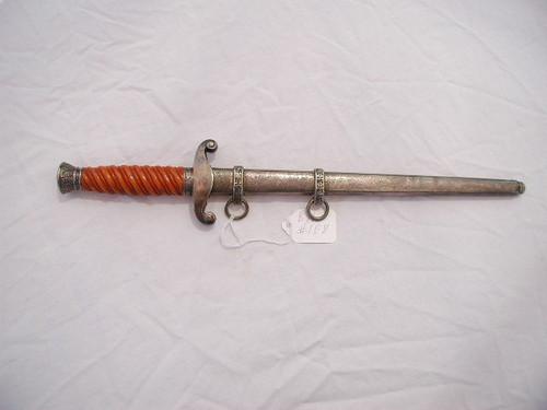 Army Dagger TM WKC Solingen#654