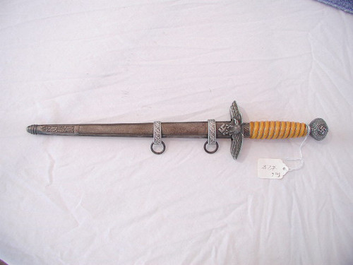 2nd Luft No maker, excellent ++ dagger#530