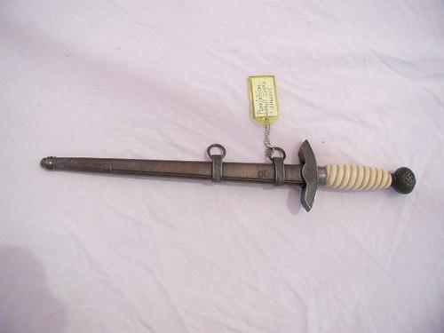2nd Luftwaffe Dagger Puma w/ synthic ivory grip *#398