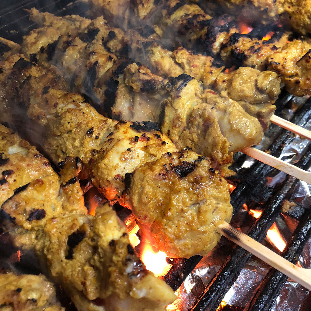 Life's Good Curry Pastes - Recipe - Chiang Mai BBQ Skewers