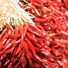 Life's Good Curry Pastes - Recipe - Dried Red Chilli