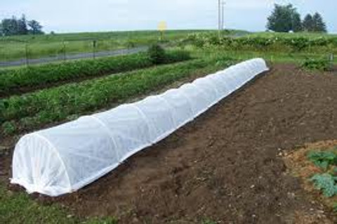 Pro 19 Row Covers by AgroFabric 7 ½' x 100'