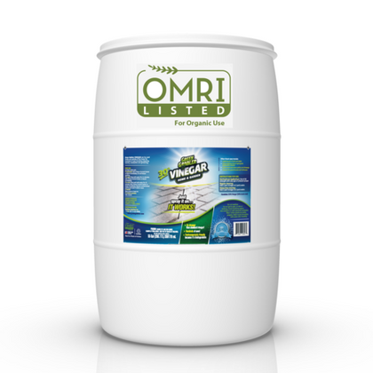 Vinegar 30% from Green Gobbler- 55 Gallon- Price $649.00