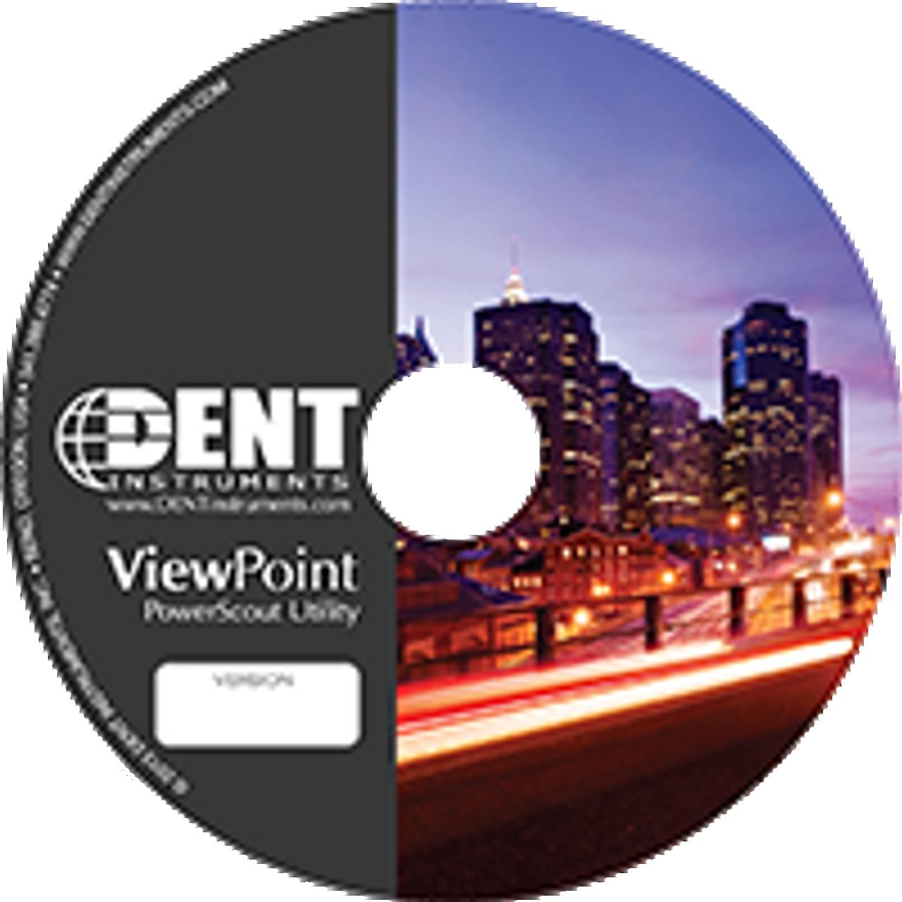 Dent VeiwPoint software.