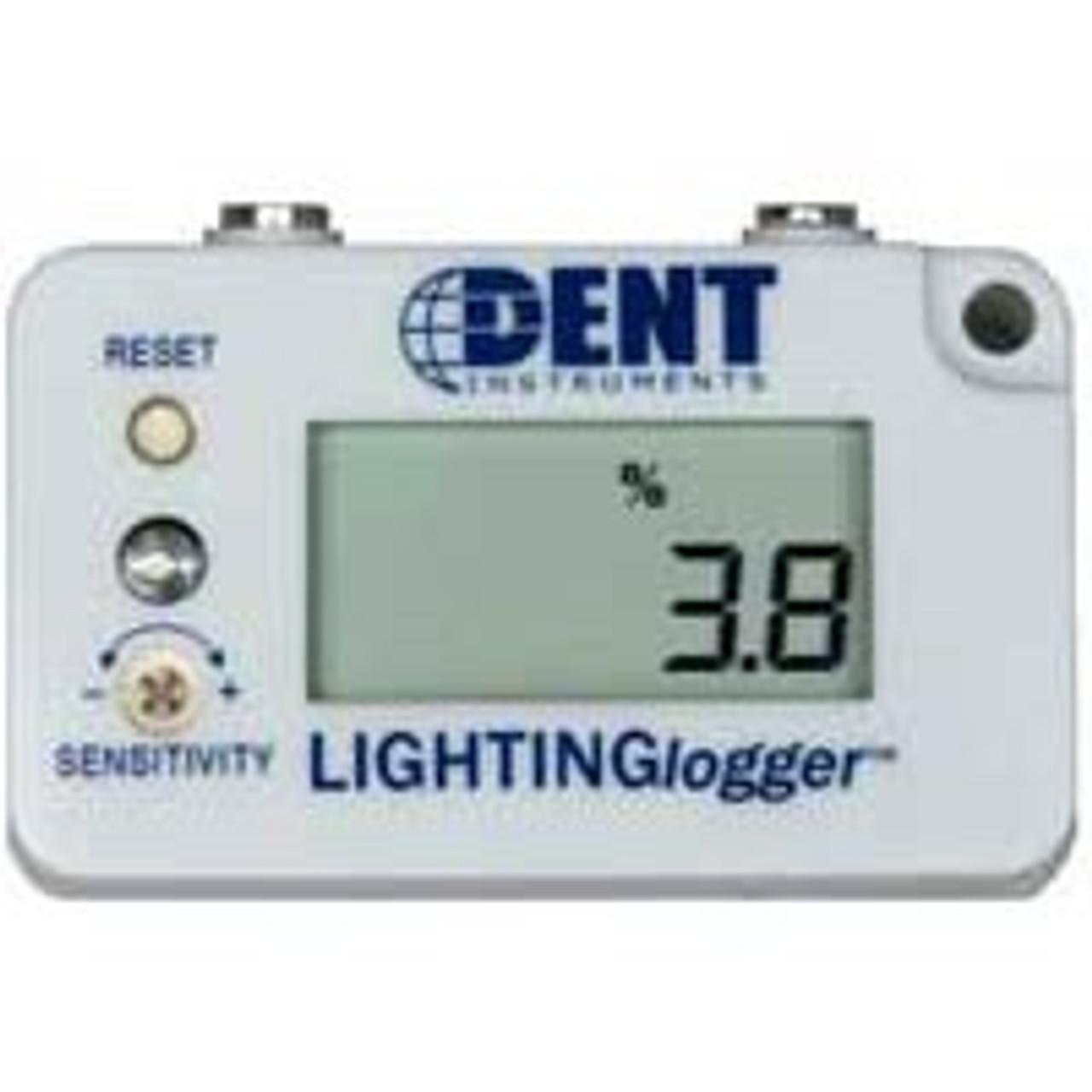 Dent Instruments LIGHTINGlogger TOUL-4G data logger.