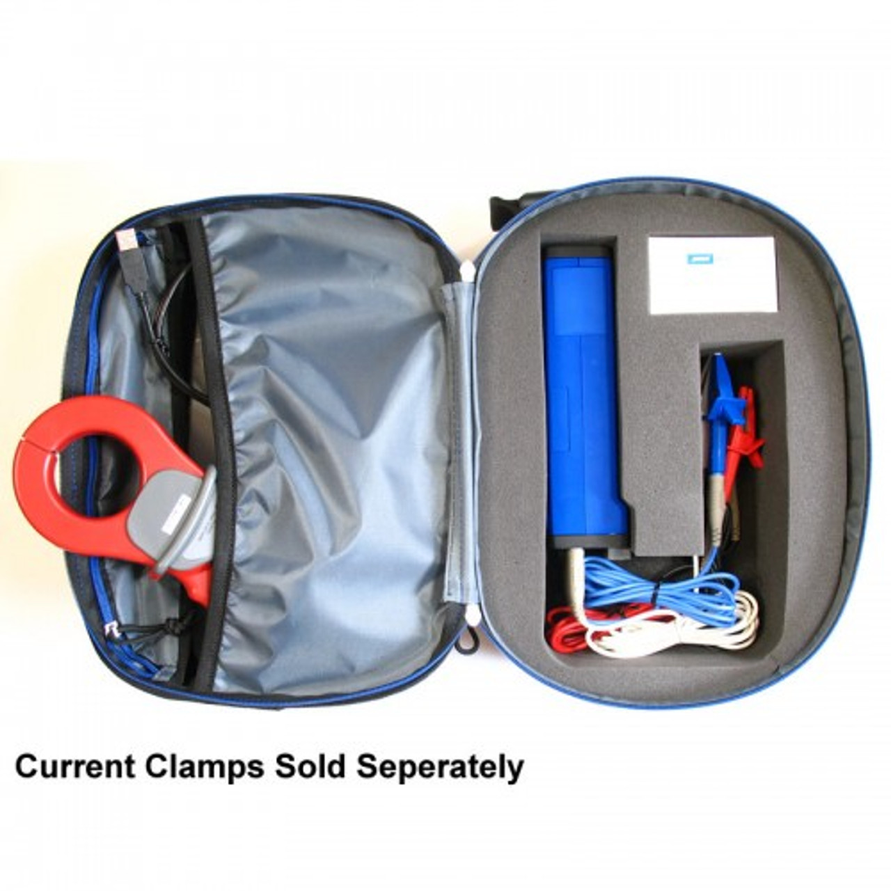 Dent ElitePro XC  Included Accessories  High voltage leads with fused croc clips, Unterminated leads, Elog software, USB cable, Soft carry case, Manuals on CD.