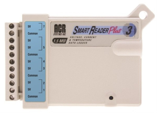 ACR Systems SmartReader Plus 3 data logger.