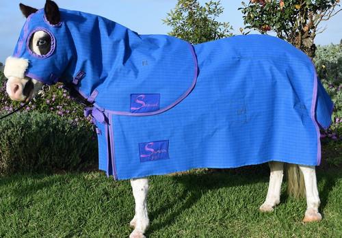 Winter Hood Kersey Wool Lined Mini Sizes