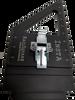 Insta-RailSquare Track Saw Square Kit with 2 Dogs - Perfect Makita and Festool Rails