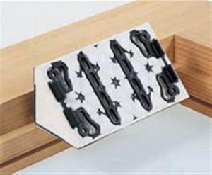 Soft, 90 Degree Sander Backing Pad for LS 130 Sander, 80X133, 1 Pack
