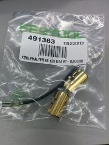 Brush holder (pair) 110V - ETS/ES 150